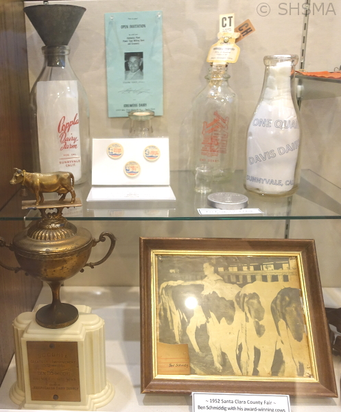 Dairy Exhibit