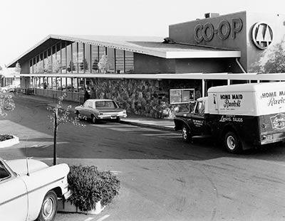 Sunnyvale's Co-op market
