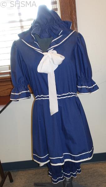 19th Century Girl's Dress
