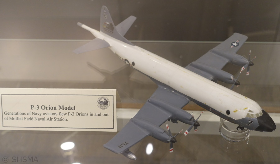 P3 Orion Model