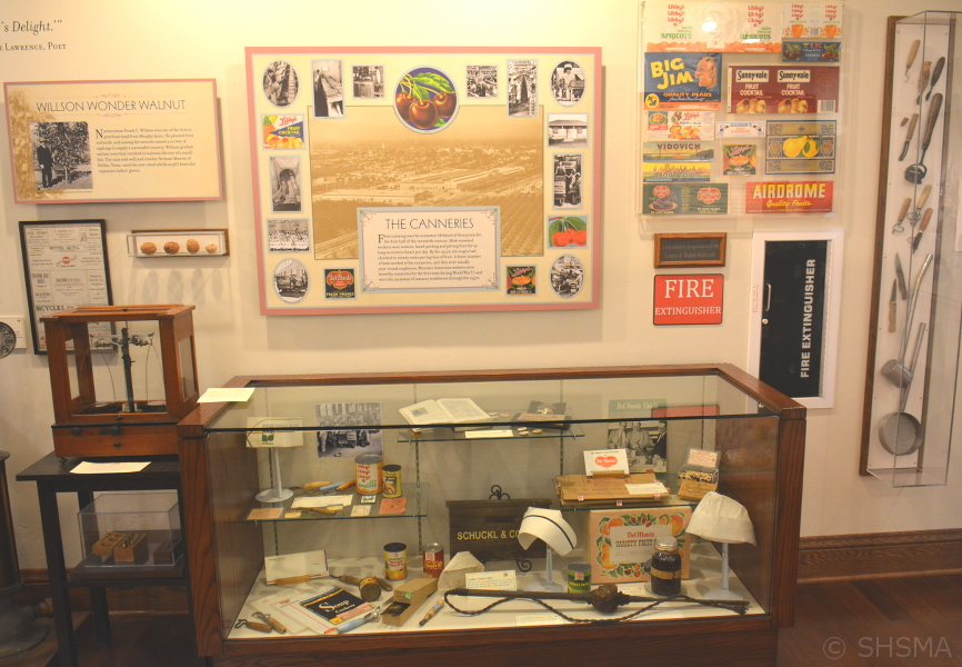cannery display