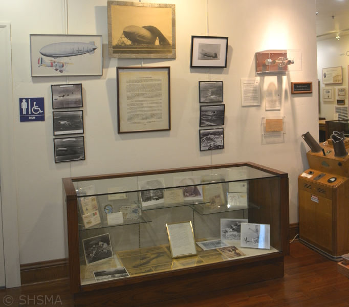 Moffett Field exhibit