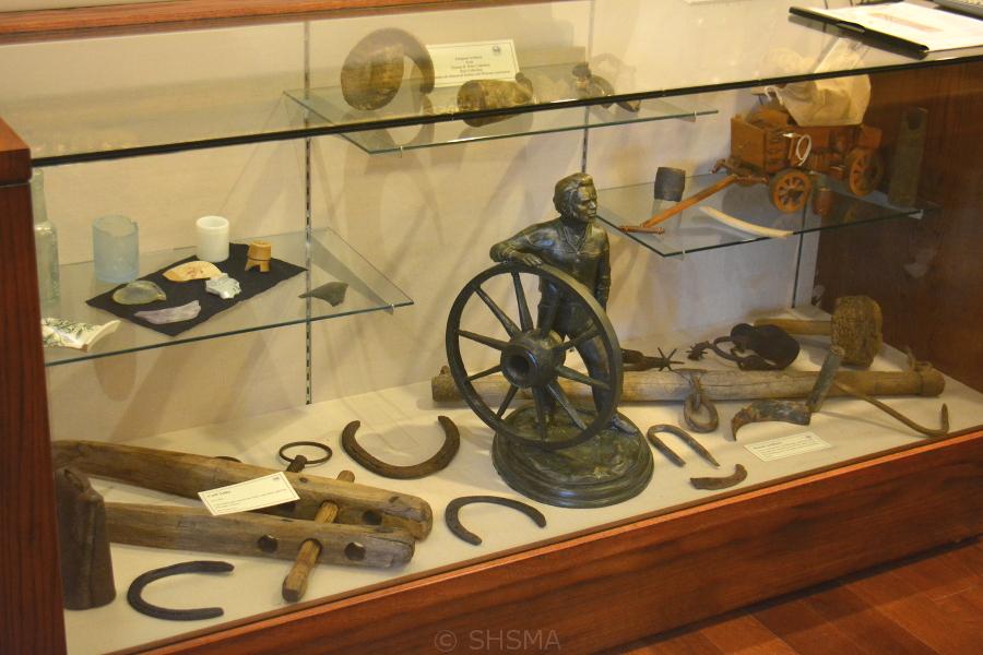 pioneer artifacts