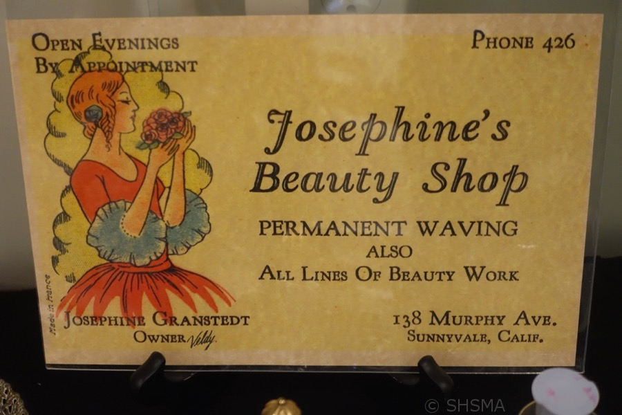 Beauty Shop Card