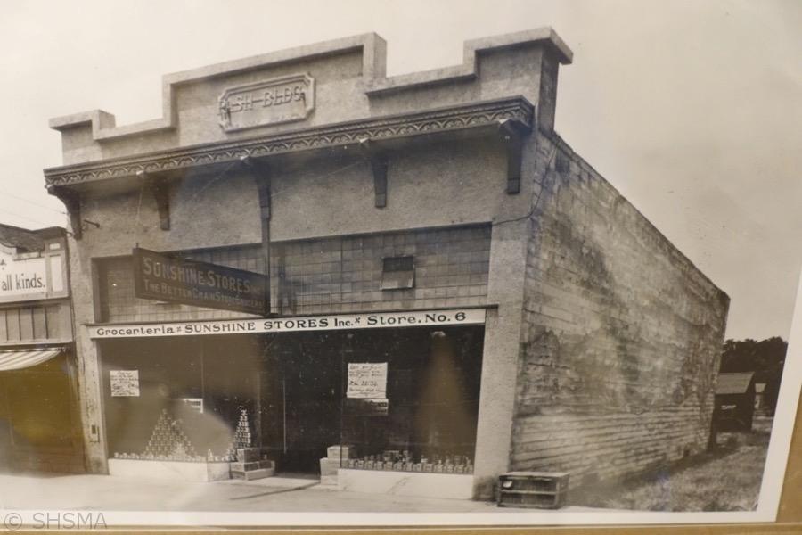 Grocerteria 1920s