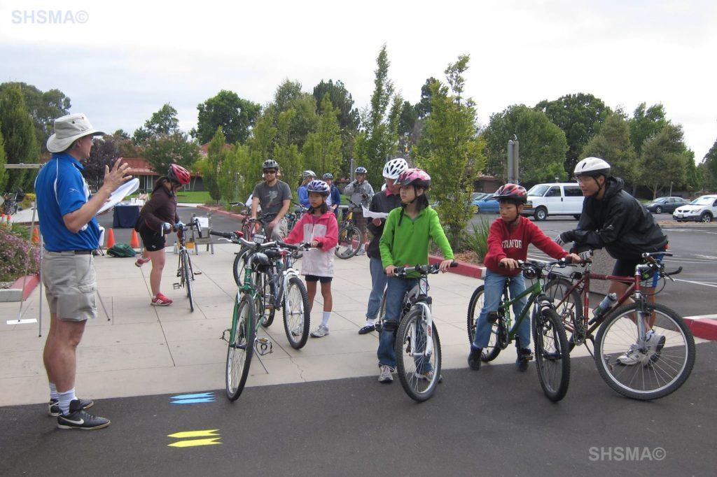 historical bike tour
