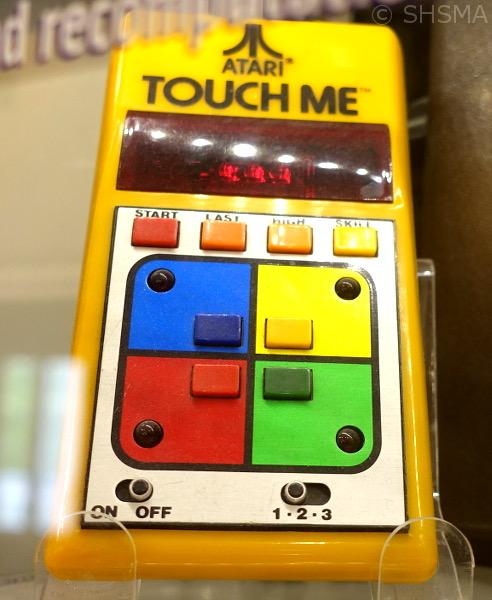 Atari Touch Me 1978