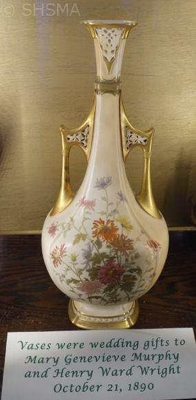Wedding Gift Vase