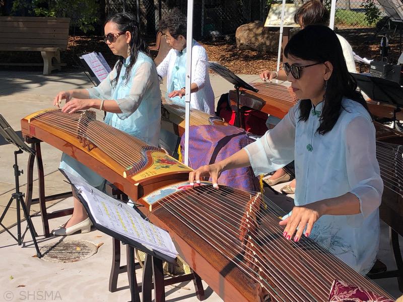 Chinese Guzgheng Band