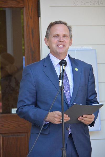 Sunnyvale mayor Larry Klein