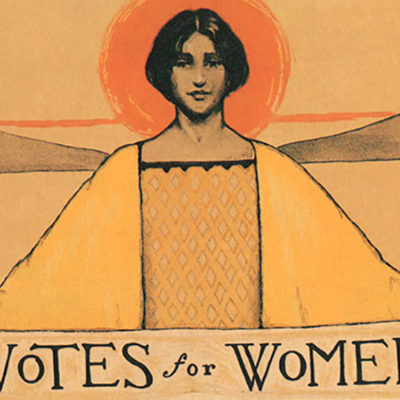 The Long Fight for Women's Suffrage