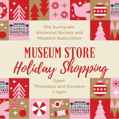Museum Store Open for Holiday Shopping