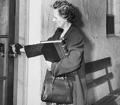 """Aunt Ida"" – First City of Sunnyvale Employee"